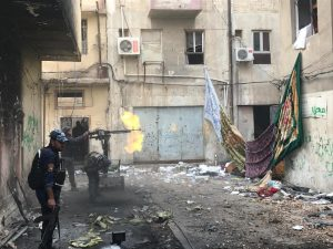 Our Men in Al Sham: An Interview with Seth Frantzman and Jonathan Spyer - Tel Aviv Review of Books